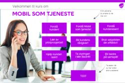 Høy læringsaktivitet hos Telia!