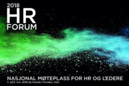 Didac på HR Forum 2018