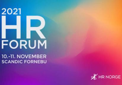 Møt oss på HR Forum 2021!